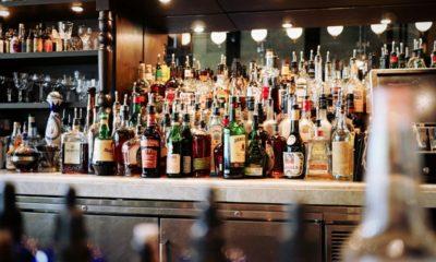 Bar z szeroką ofertą alkoholi