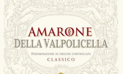 Amarone wino