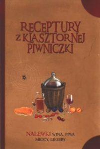 receptury klasztorne nalewki