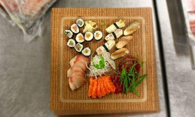 sushi na macie