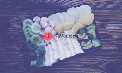 zaślepka deska warzywna nawidelcu