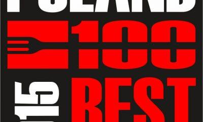POLAND best restaurants 2015 - plakat