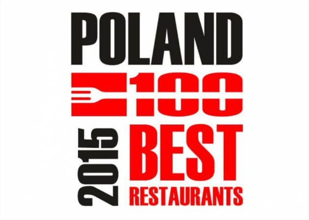 Poland 100 best restaurants 2015