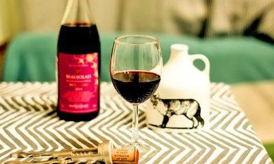 beaujolais wino