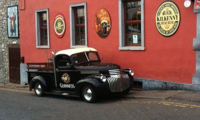 Irlandzki pub guinness
