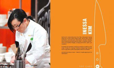 Inessa Van Kim szef kuchni z Korei