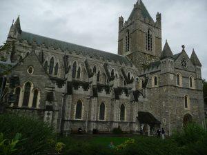 Irlandia Trinity College