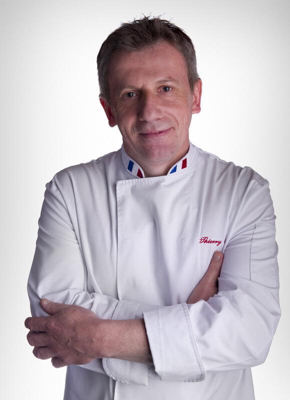 Thierry Ayel, francuski szef kuchni, mistrz cukiernictwa