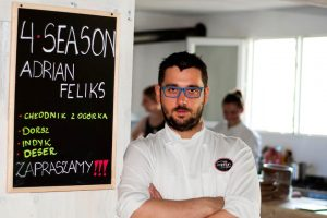 Adrian Feliks w 4Seasons