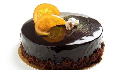 tort czekoladowy z polewą