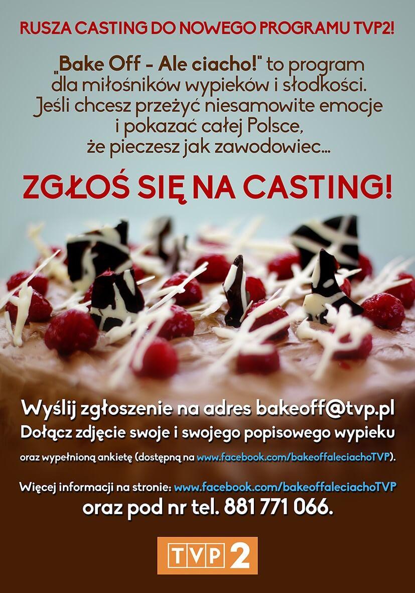 Bake Off - Ale Ciacho polska edycja