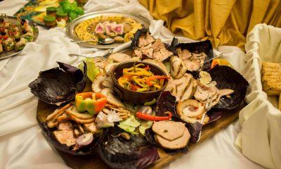 festiwal kulinarny - ale pasztet