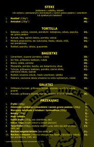 menu mad mick 1