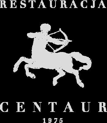 logo restauracja centaur