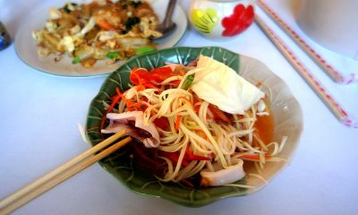 sałatka z kuchnii tajskiej