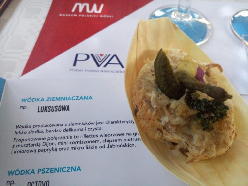 Polish Vodka Tour przystawka 1