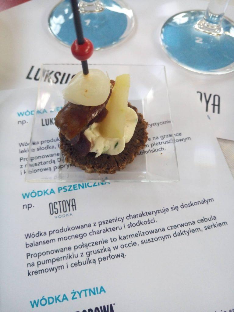 Polish Vodka Tour przystawka 2