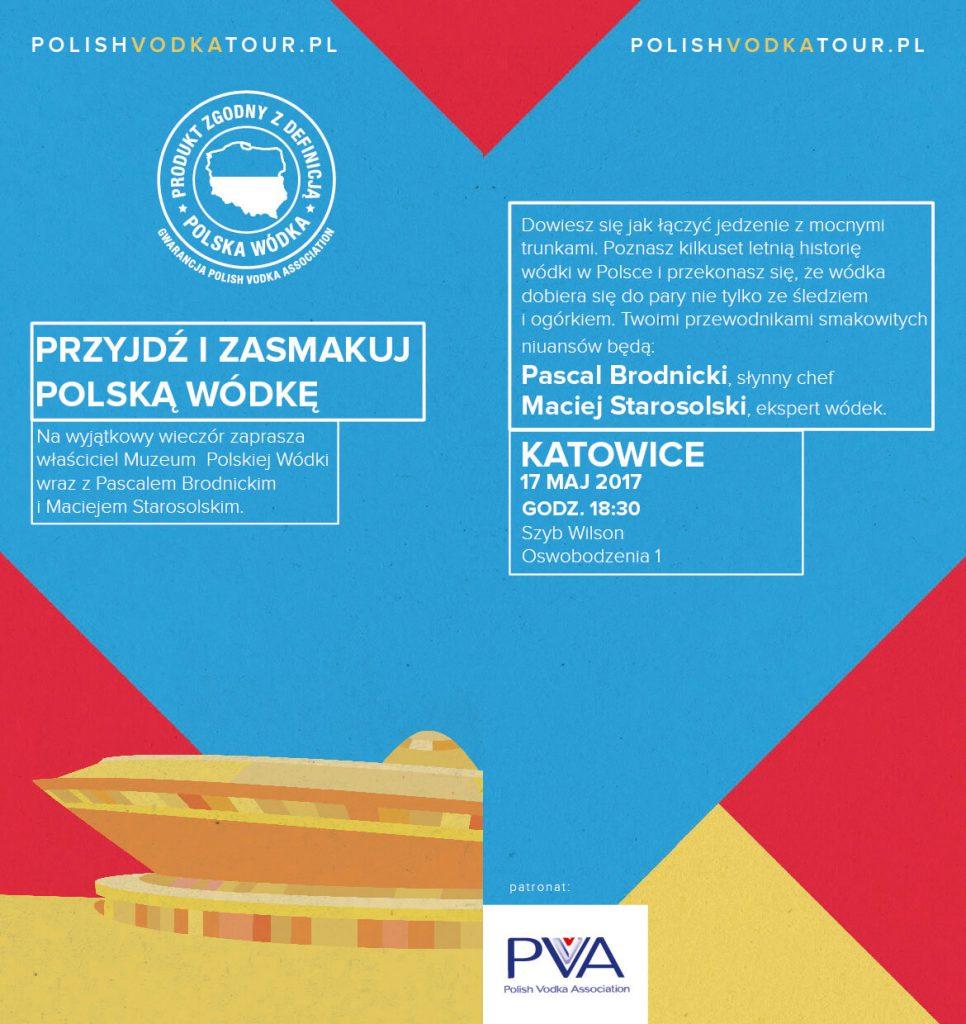Polish Vodka Tour Katowice
