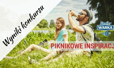 Wyniki konkursu Piknikowe Inspiracje
