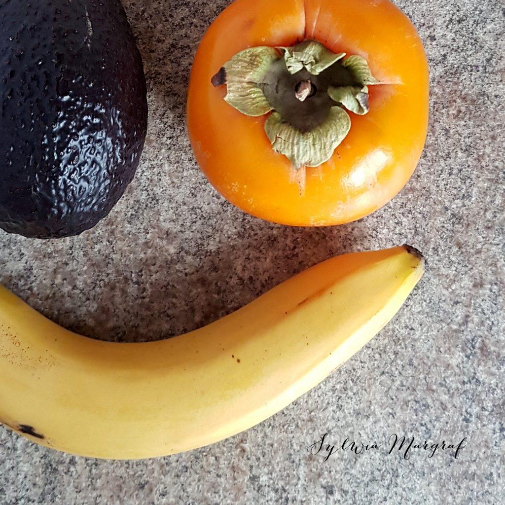 mus owocowy, owoce