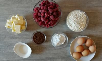 składniki ciasto