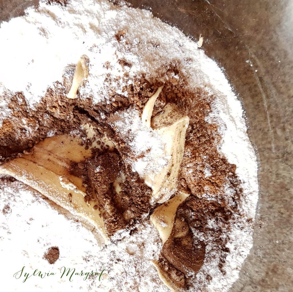Ciasto z cukinii, składniki
