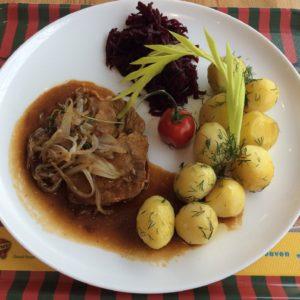 kuchnia marche zestaw obiadowy