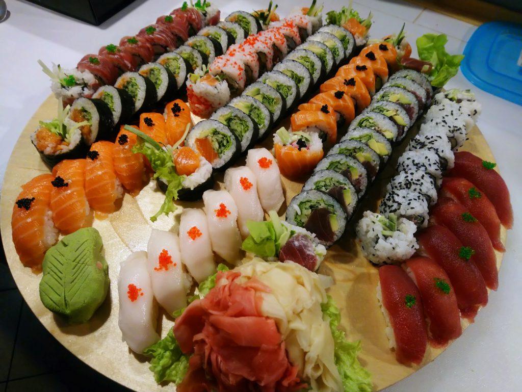 taki-sushi nawidelcu