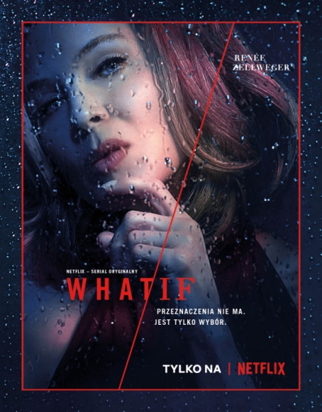 Netflix What If plakat serial
