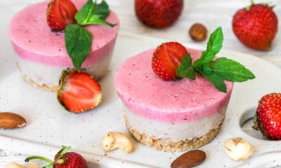 Poznaj przepisy na desery dla wegan