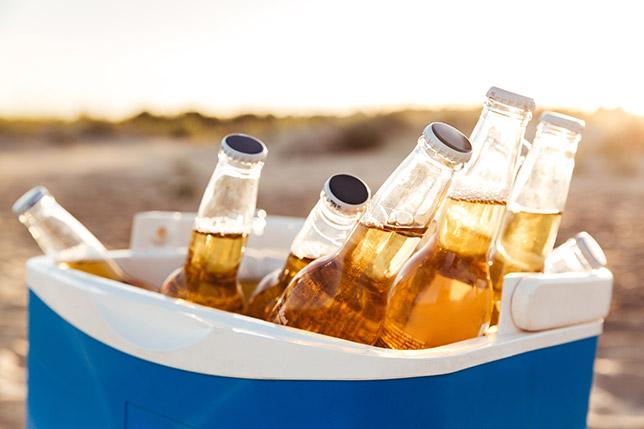 przechowywanie piwa