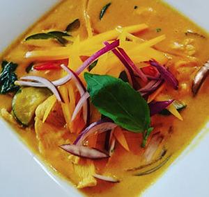 indyjski obiad