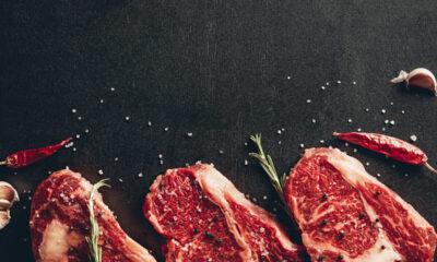 Mięso wołowe na steki